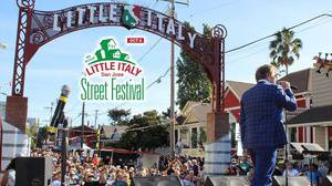 4th Annual Little Italy San Jose Street Festival