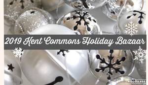 Kent Commons Holiday Bazaar