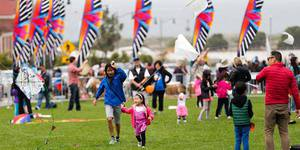 5th Annual Presidio Kite Festival