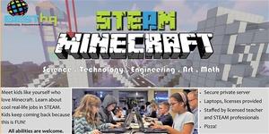 STEAM Minecraft Night (1/17) at BESThq