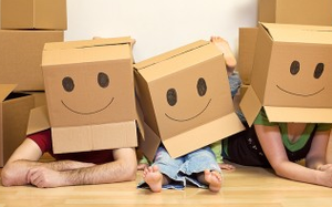 10 Tips to Make Moving House with Kids Easier