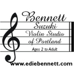 Bennett Suzuki Violin Studio