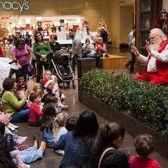 Storytime with Santa Claus
