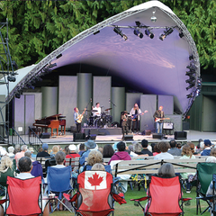 Summer Entertainment at The Butchart Gardens