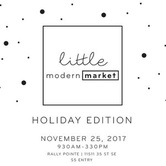 Little Modern Market Holiday Edition