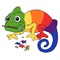 Creative Chameleon Art Studio's logo