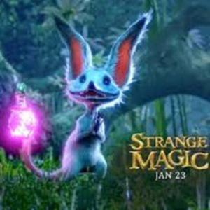 Outdoor Movie - Strange Magic