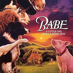 FREE-B: Babe | Outdoor Movie at Beacon Hill Park