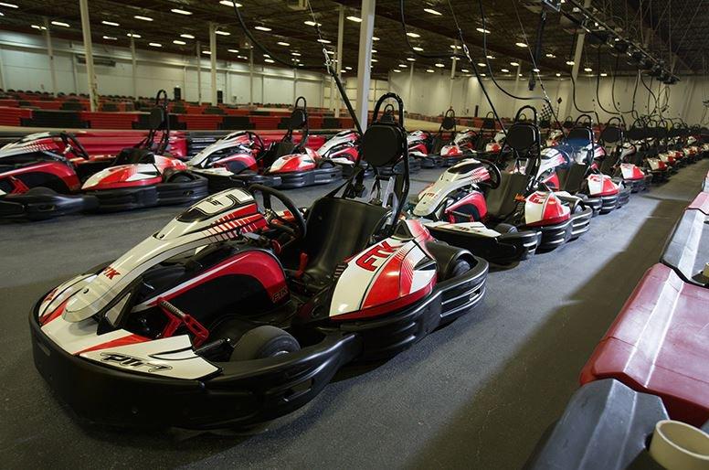 Go Kart Racing Houston >> Fast Track Indoor Karting - Edmonton