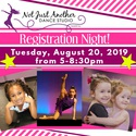 Come Dance with us! Open House/Registration Night