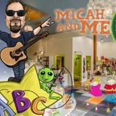 Micah & Me Mondays at Beanstalk Montavilla