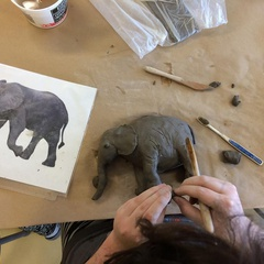Create with Clay for Youth and Families!