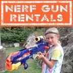 Nerf Gun Rentals