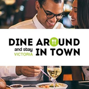 Dine Around & Stay in Town