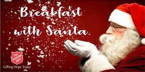 Breakfast with Santa - December 7