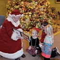 Holidays at Filoli: Santa Saturdays