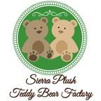 Sierra Plush Teddy Bear Factory