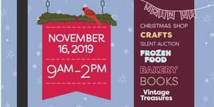 Christmas Bazaar at Orleans United Church