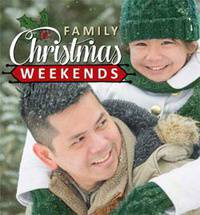 Family Christmas Weekends at Black Creek