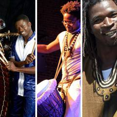 ISSAMBA - Your Ultimate Journey Through the Depths of African Rooted Rhythms