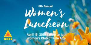 6th Annual Women's Luncheon