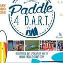Paddle 4 DART 2018 - SUP Race & Relay Fundraiser