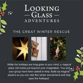 Escape Winter at Looking Glass Adventures