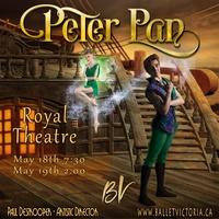"""Ballet Victoria's """"Peter Pan"""""""