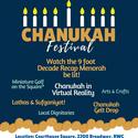 10th Annual Chanukah Festival