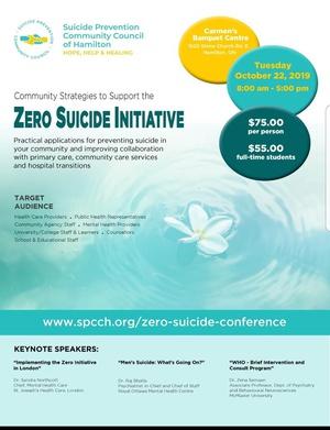 Zero Suicide Conference