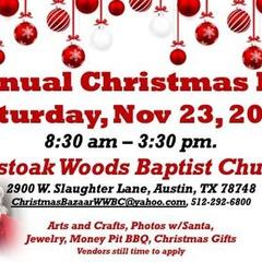 14th Annual Christmas Bazaar