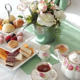 Easter Tea at Heritage Park