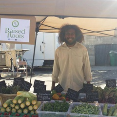 Raising the Hope - Freedom Farmers' Market