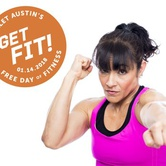 Get Fit 2018 - Ballet Austin's Annual Free Day of Fitness & Pilates