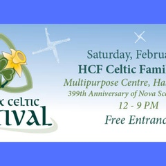 HCF Celtic Family Day