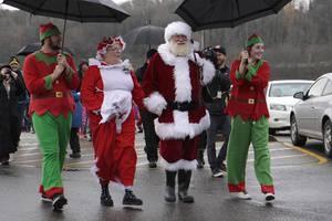 Santa's Fly-In