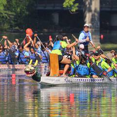 22nd Annual Austin Dragon Boat/Paddle Festival