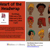HEART OF THE HEADWRAP WORKSHOP
