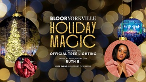 Bloor-Yorkville Holiday Magic