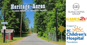 Family Fun at Heritage Acres for BC Children's Hospital