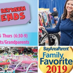 PRESALE: 1st Time Parent | JBF San Mateo/Bay Area KIDS' Sale, Fall 2019