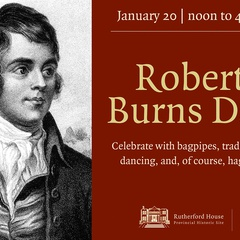 A Robert Burns Celebration!