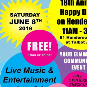 18th Annual Happy Days on Henderson