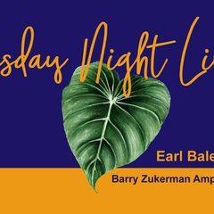 Tuesday Night Live at Earl Bales Park