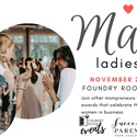 Mompreneur Ladies' Social