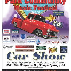 Park Community Music Festival & Car Show