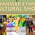 Mynamar Ethnic Cultural Show