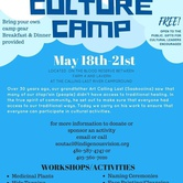 31st Annual Calling Last Family Culture Camp