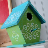 Paint Birdhouse or Feeder