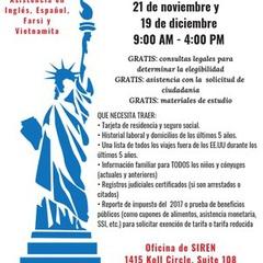 Free Citizenship Clinic